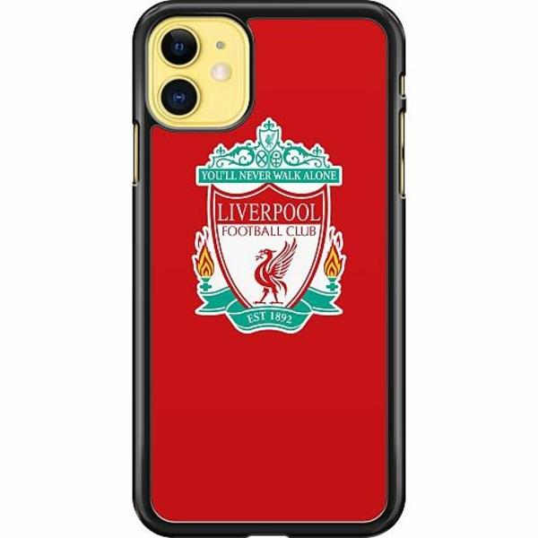 Apple iPhone 12 Hard Case (Black) Liverpool