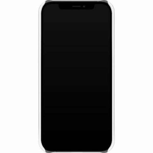 Apple iPhone 12 mini Hard Case (Vit) billie eilish