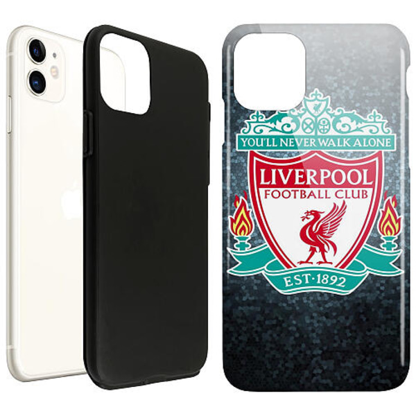 Apple iPhone 12 mini LUX Duo Case (Glansig)  Liverpool