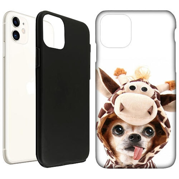 Apple iPhone 12 mini LUX Duo Case (Matt) Chihuahua