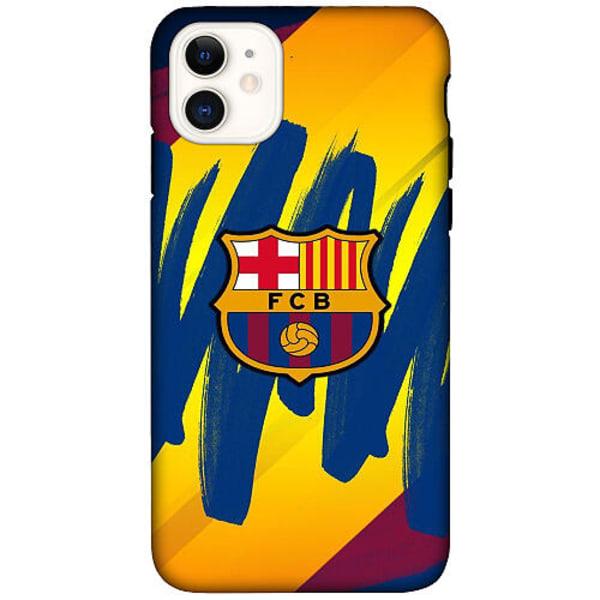 Apple iPhone 12 LUX Duo Case (Matt) FC Barcelona