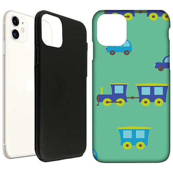 Apple iPhone 12 mini LUX Duo Case (Matt) Loco-Motive