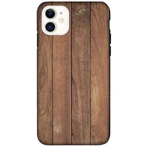 Apple iPhone 12 LUX Duo Case (Matt) Timber