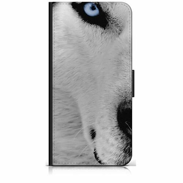 Apple iPhone 8 Plus Plånboksfodral Wolf / Varg