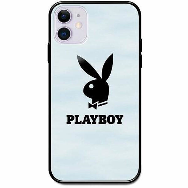 Apple iPhone 12 mini Svart Mobilskal med Glas Bunny
