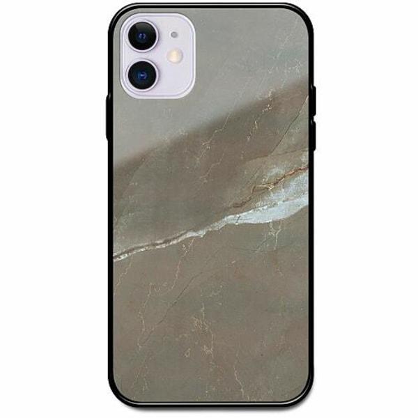 Apple iPhone 12 mini Svart Mobilskal med Glas Density