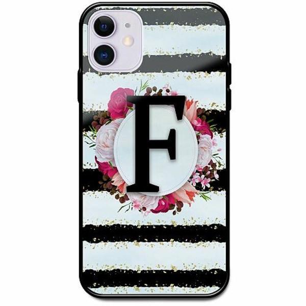 Apple iPhone 12 mini Svart Mobilskal med Glas F