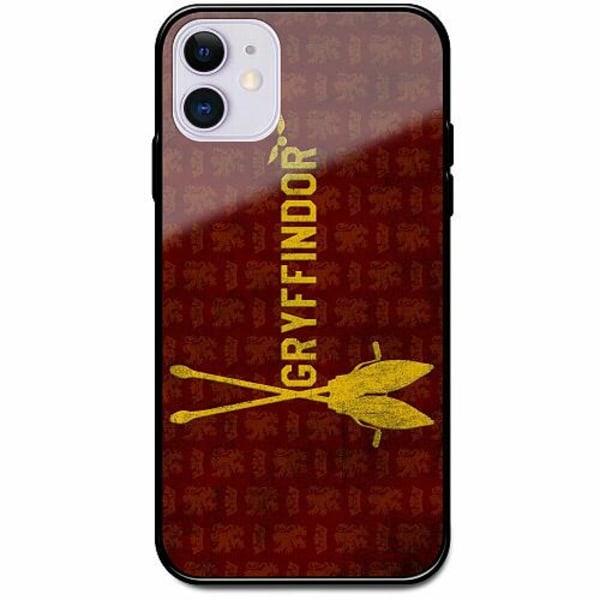 Apple iPhone 12 mini Svart Mobilskal med Glas Harry Potter
