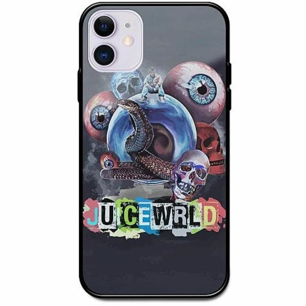 Apple iPhone 12 mini Svart Mobilskal med Glas Juice WRLD