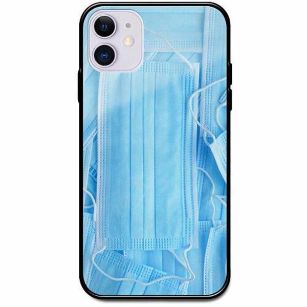 Apple iPhone 12 mini Svart Mobilskal med Glas Keep 'Em Comin'