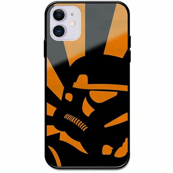 Apple iPhone 12 Svart Mobilskal med Glas Star Wars