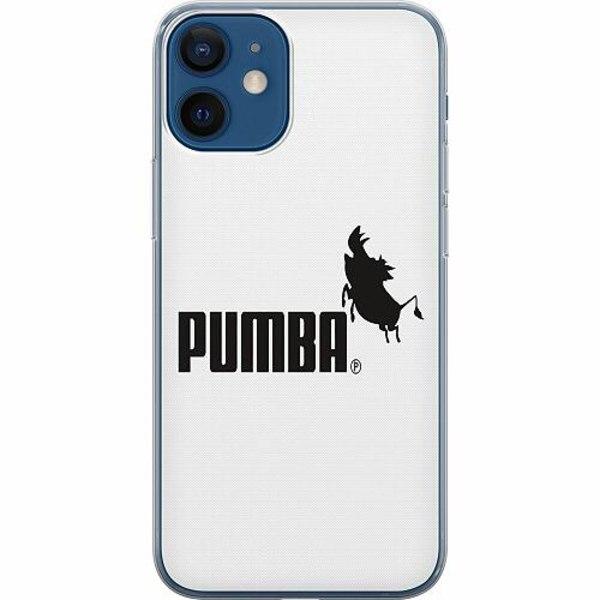 Apple iPhone 12 mini Mjukt skal - Fashion Warthog