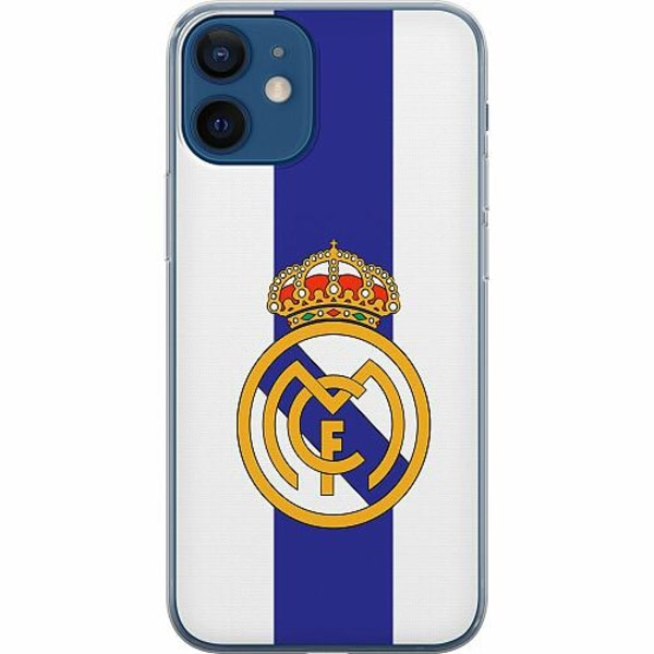 Apple iPhone 12 mini Thin Case Real Madrid