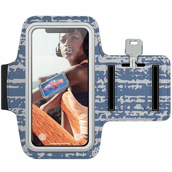 Sony Xperia XZ2 Träningsarmband / Sportarmband -  Glitching