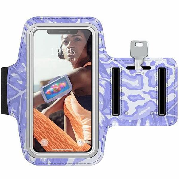 Sony Xperia XZ2 Träningsarmband / Sportarmband -  See, Snakes