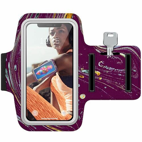 Huawei Honor 9 Lite Träningsarmband / Sportarmband -  Swirlpool