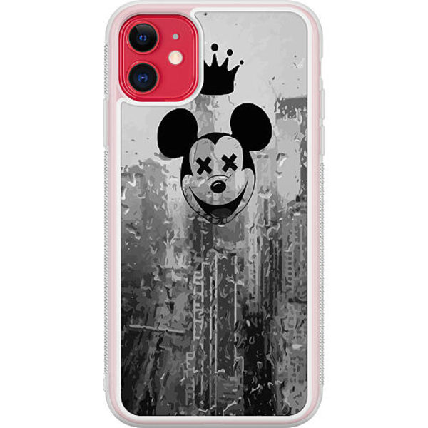 Apple iPhone 12 Transparent Mobilskal Death To The King