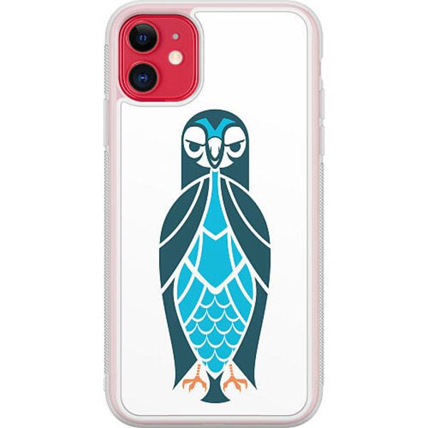 Apple iPhone 12 Transparent Mobilskal Eagle