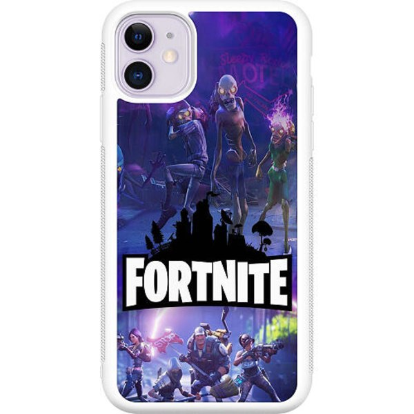 Apple iPhone 12 mini Vitt Mobilskal Fortnite