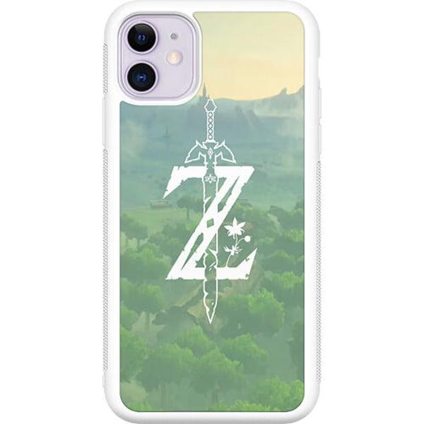 Apple iPhone 12 mini Vitt Mobilskal Zelda
