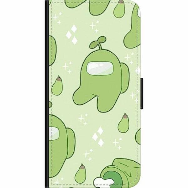 Apple iPhone 8 Plus Wallet Case Among Us