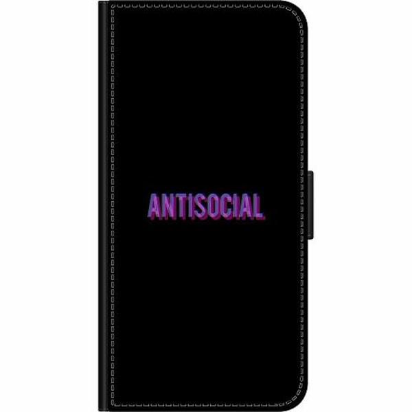 Sony Xperia 10 Plus Wallet Case Antisocial