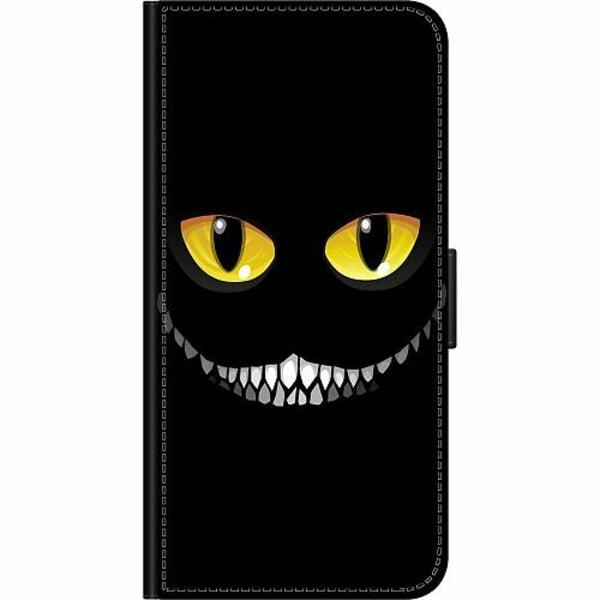 OnePlus Nord Wallet Case Eyes In The Dark Black