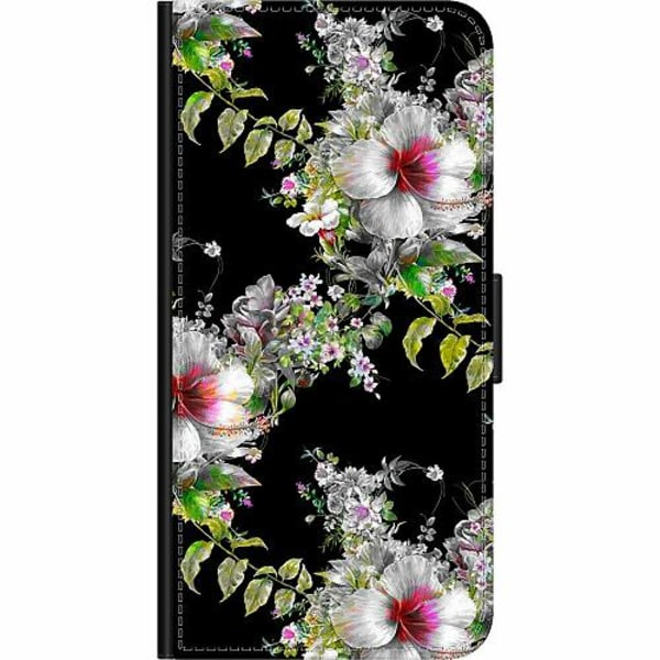 OnePlus Nord Wallet Case Flower star