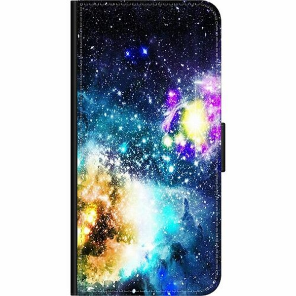 Sony Xperia 10 Plus Wallet Case Galaxy