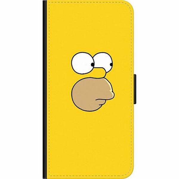 Samsung Galaxy Note 10 Plus Wallet Case Homer Simpson