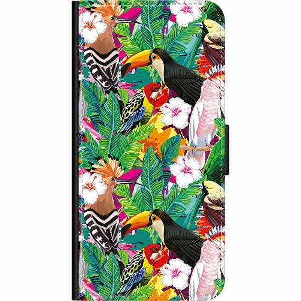 Sony Xperia 10 Plus Wallet Case Jungle Drum