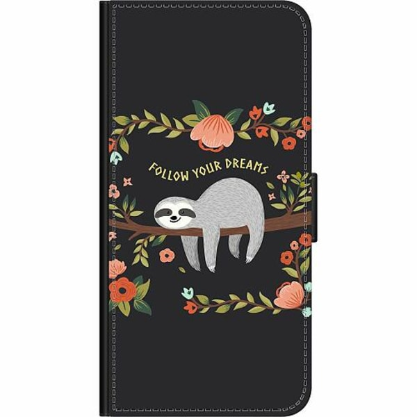 OnePlus Nord Wallet Case Sloth of wisdom