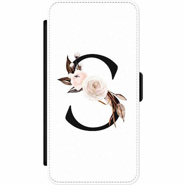 Apple iPhone 7 Wallet Slim Case Bokstäver