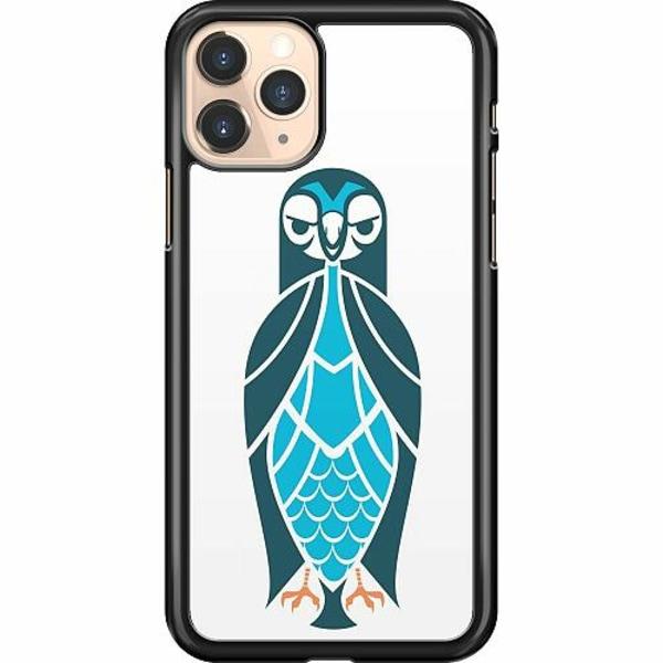 Apple iPhone 11 Pro Hard Case (Svart) Eagle