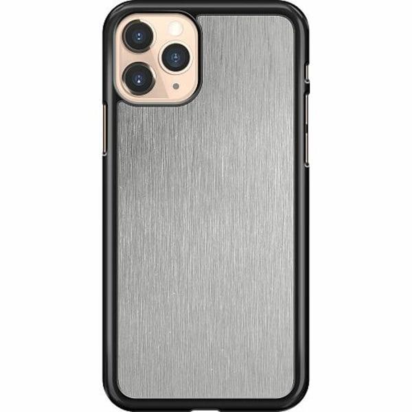 Apple iPhone 11 Pro Hard Case (Svart) Metallic Pattern