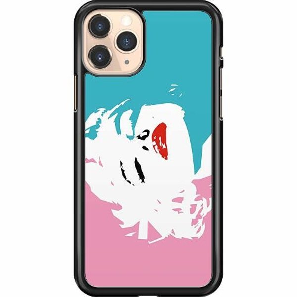 Apple iPhone 12 Pro Hard Case (Black) Pop Cult