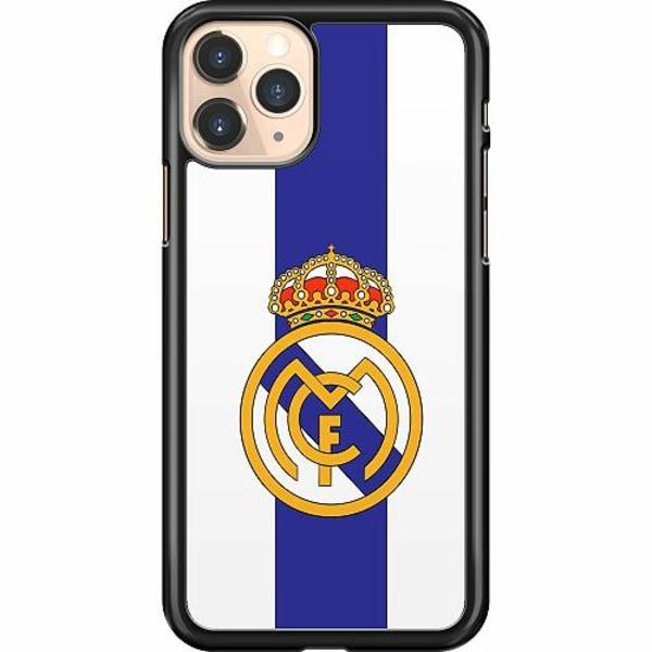 Apple iPhone 11 Pro Hard Case (Svart) Real Madrid