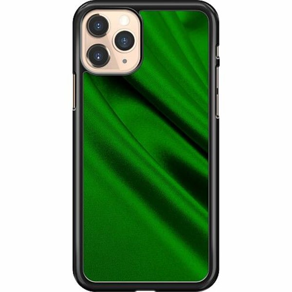 Apple iPhone 11 Pro Hard Case (Svart) Serene Fabric