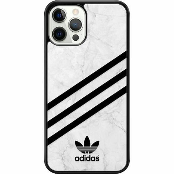 Apple iPhone 12 Pro Hard Case (Svart) Fashion