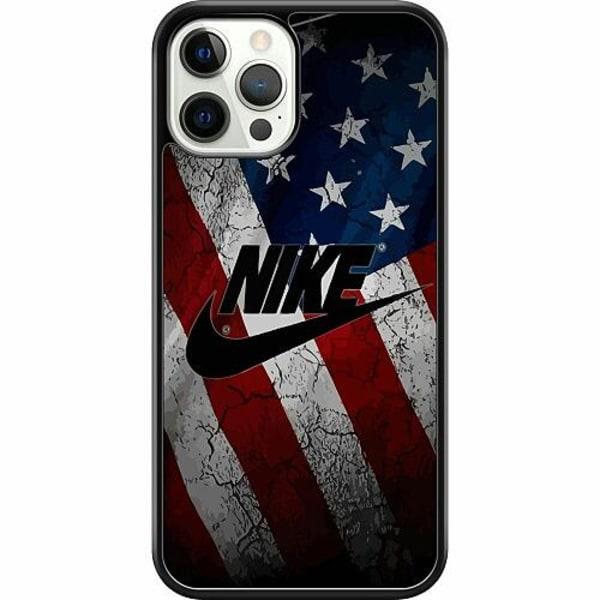 Apple iPhone 12 Pro Hard Case (Svart) Statement
