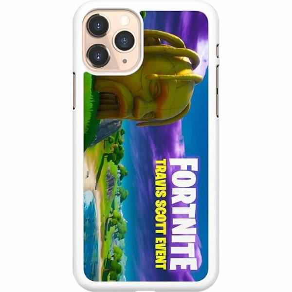Apple iPhone 12 Pro Max Hard Case (White) Fortnite