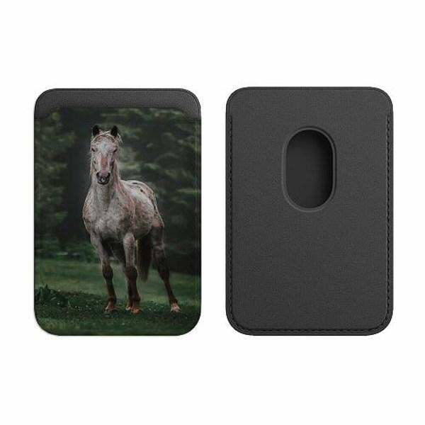 Apple iPhone 12 Pro Korthållare med MagSafe -  Häst / Horse