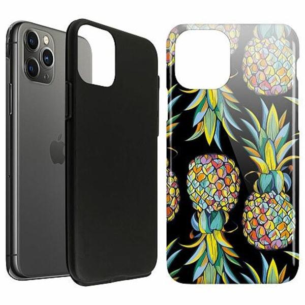 Apple iPhone 12 Pro LUX Duo Case (Glansig)  Pendulous Pineapple