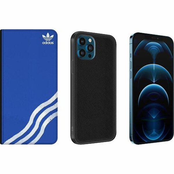 Apple iPhone 12 Pro Magnetic Wallet Case Adidas