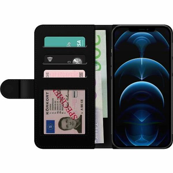 Apple iPhone 12 Pro Max Billigt Fodral 100 human
