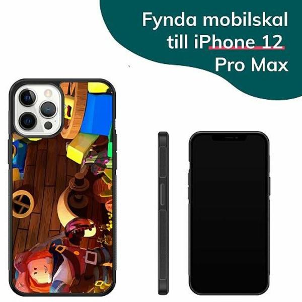 Apple iPhone 12 Pro Max Billigt mobilskal - Roblox