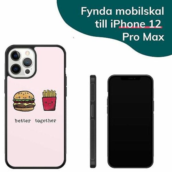 Apple iPhone 12 Pro Max Billigt mobilskal - Together