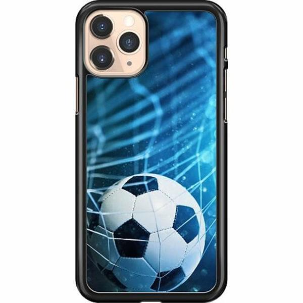 Apple iPhone 11 Pro Hard Case (Svart) Fotboll