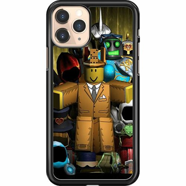 Apple iPhone 12 Pro Hard Case (Black) Roblox