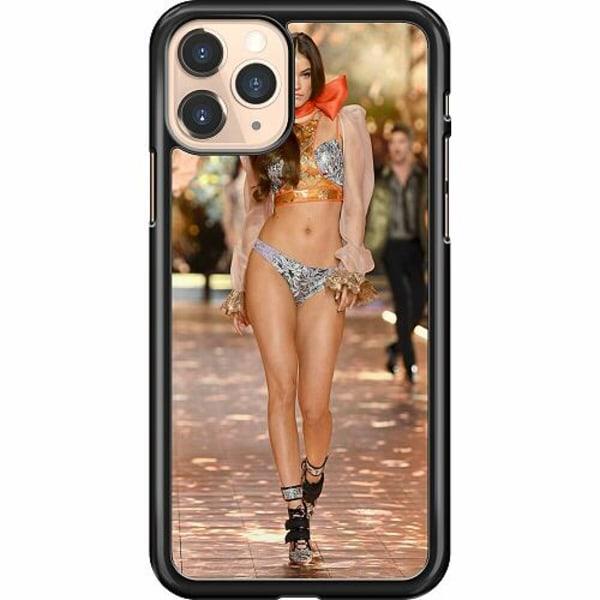 Apple iPhone 11 Pro Hard Case (Svart) Sexy Girl